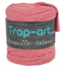 Coral Rosado Jaspeado T-shirt Yarn