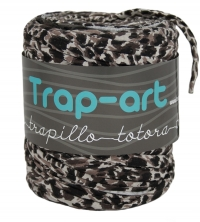 Ovillo de Trapillo Estampado Marrones