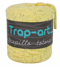 Amarillo Intenso Jaspeado Fine T-shirt Yarn