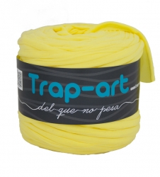 Amarillo Claro Lightweight Fabric Yarn