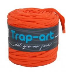 Naranja Oscuro Lightweight Fabric Yarn