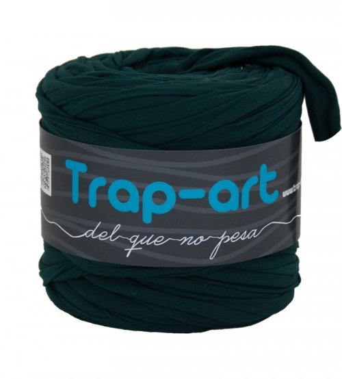 Verde Oscuro Lightweight Fabric Yarn