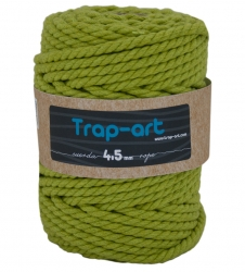 4,5 mm Pistacho Cotton Rope