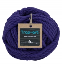 Lila 6mm Cotton Rope