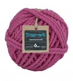 Rosa 6mm Cotton Rope