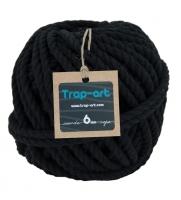 Cuerda 6 mm Negro