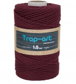 Granate 1,5 mm Cotton Rope