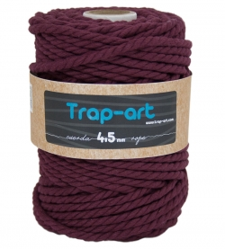 Granate 4,5 mm Cotton Rope