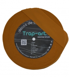 Ocre Lightweight Fabric Disc