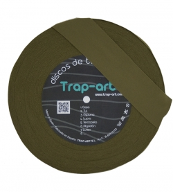Verde Militar Lightweight Fabric Disc