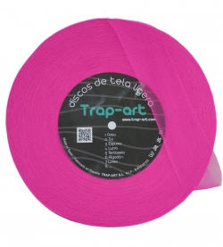 Disco de Tela Ligera XL Color Fucsia Fluor