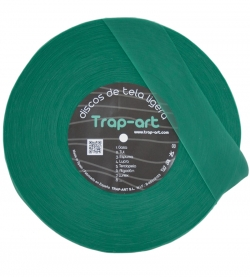 XL Lightweight Fabric Disc Color Verde Quirofano