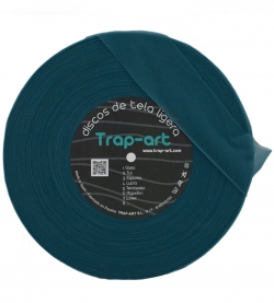 Disco de Tela Ligera XL Color Verde Trap-Art