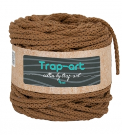 Cotton by Trap-art Color Camello 4 mm