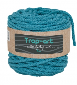 Cotton by Trap-art Color Blau 4 mm