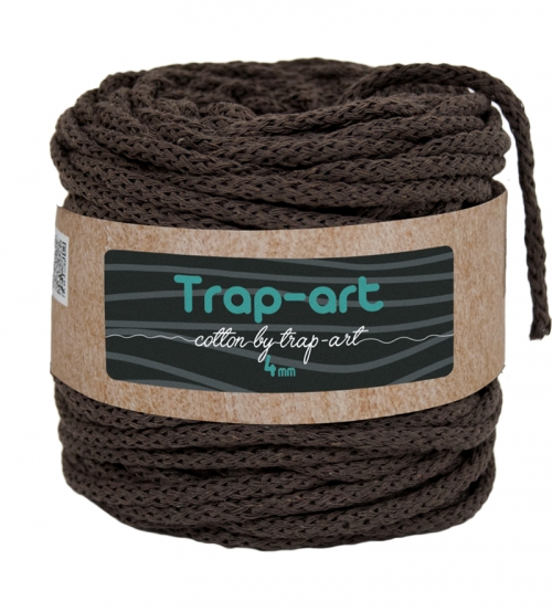 Cotton by Trap-art Color Café 4 mm