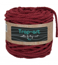 Cotton by Trap-art Color Granate 4 mm