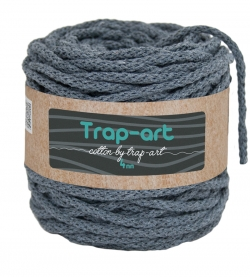 Cotton by Trap-art Color Gris Marengo 4 mm