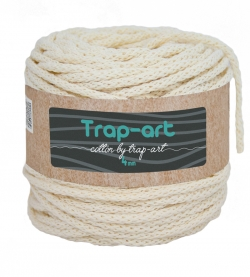 Cotton by Trap-art Color Marfil 4 mm
