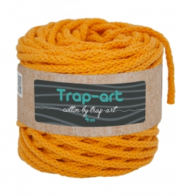 Cotton by Trap-art Color Oro 4 mm