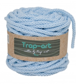 Cotton by Trap-art Color Celeste 4 mm