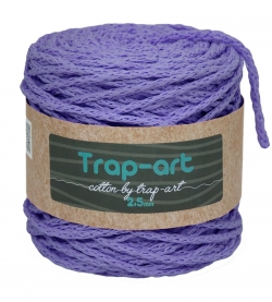 Cotton by Trap-art Color Lila 2,5 mm