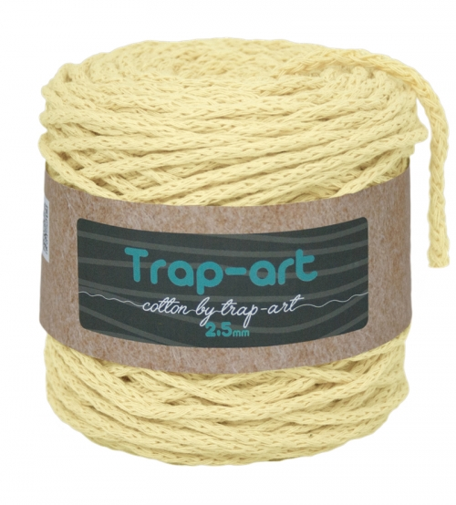 Cotton by Trap-art Color Paja 2,5 mm